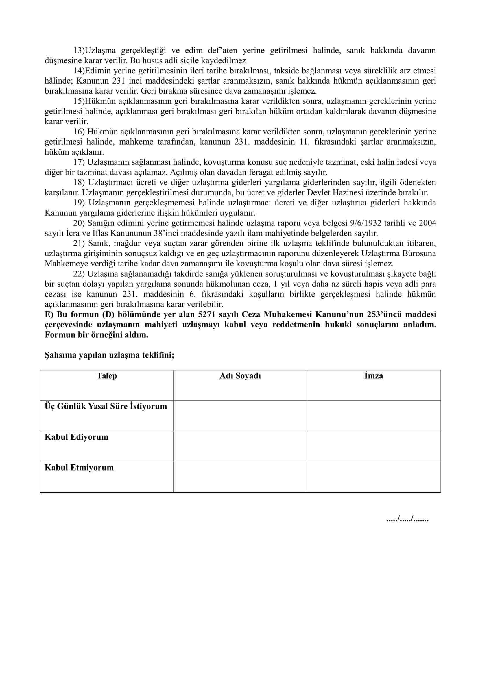 Ticari bir teklif nasıl yazılır ve yayınlanır