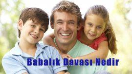 Babalık Davası Soybağı Davaları