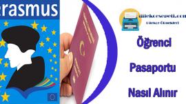 Öğrenci Pasaportu Nasıl Alınır