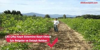 çiftçi kayıt sistemi kayıt belgeleri