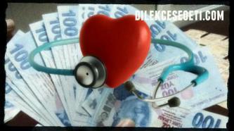 Türkiye finans bankası sağlık harcaması desteği