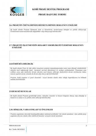 kosgeb başvuru sayfa 7