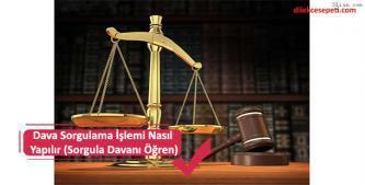 dava sorgulama uyap vatandaş portalı