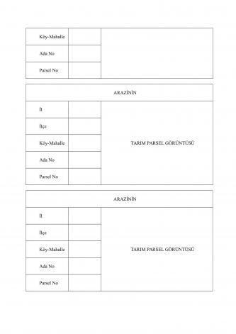 çks kayıt formu