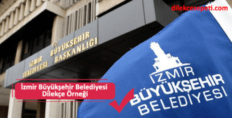İzmir bb dilekçesi