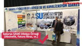 Sakarya SASKİ Dilekçe Örneği (Abonelik, Fatura İtiraz, vs.)