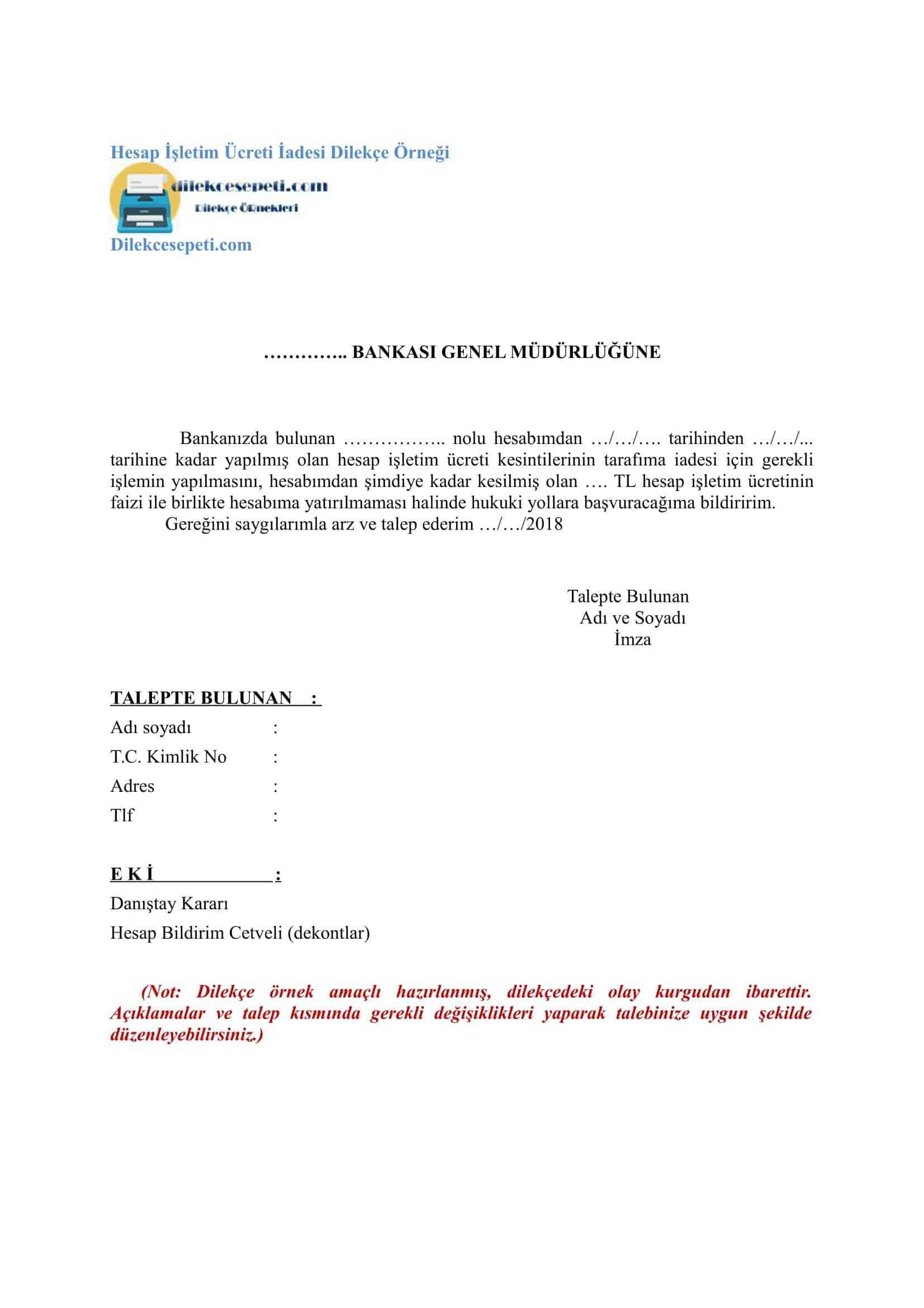 Kredilere ilişkin komisyonların iadesi: adli uygulama